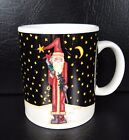 Certified International Midnight Santa Jumbo 32 oz Mug Becca Barton
