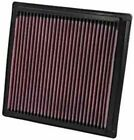 K&N Drop In Replacement Panel Air Filter 2004-2009 Dodge Durango 3.7L 4.7L 5.7L
