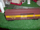 LIONEL TRAINS 19204 MILWAUKEE  ROAD  BOXCAR NIOB  SHARP DCST