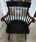 Trinity College Nichols & Stone Windsor Chair made of selected Northern Hardwood