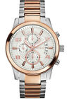 Guess Men's Two-Tone Stainless Steel Chronograph Watch - U0075G2