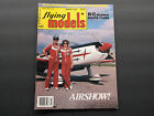 VINTAGE FLYING MODEL MAGAZINE MARCH 1985 R C PLANES BOATS CARS VG COND