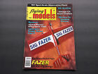 VINTAGE FLYING MODEL MAGAZINE JULY 1994 R C PLANES BOATS CARS VG COND