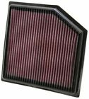 K&N Drop In Replacement Panel Air Filter For 2013-2018 Lexus GS350 3.5L V6