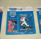 1996 Starting Lineup DAVID JUSTICE NR MINT MT CONDITION EXTENDED SERIES