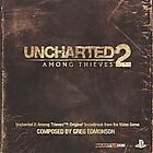 Uncharted 2: Among Thieves [Original Video Game Soundtrack CD Ltd. Ed. NEW