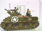 KING & COUNTRY D DAY 1944 DD030 U.S. M7 PRIEST & CREW EXIB