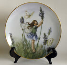 THE LAVENDER FAIRY BY CICELY MARY BARKER HEINRICH GERMANY VILLEROY AND BOCH
