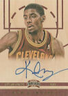 Kyrie Irving rookie on card autograph card 2012-13 panini threads MINT