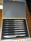 75th Anniversary Chicago Cutlery Insignia  Steel 8 Piece Steak Knife Set