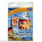 JAKE AND THE NEVER LAND PIRATES ARM FLOATS FLOATIES POOL NEW DISNEY