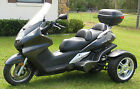 Honda : Other 2008 honda silverwing scooter with danson trike kit 600 cc automatic transmission