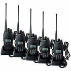 HOT 5PCS TYT TH-UV8000D Walkie Talkie 2*128 CH 10W VHF/UHF Monitor Two way Radio