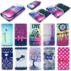 Stylish Universal Wallet Card Flip Leather Case Cover Holster For ZTE ZMAX Z970