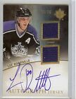 2011-12 Luc Robitaille Ultimate Collection Dual Jersey Auto LA Kings SP 25 HOF