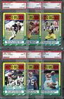 1986 TOPPS FOOTBALL PARTIAL SET 79.55% COMPLETE ALL PSA 9 315 CT LOT NO DUPS