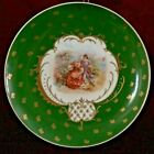Beautiful Antique Victoria Carlsbad Austria Large Plate Charger