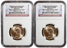 2010 PD 1 13th Millard Fillmore Presidential Set NGC MS65 First Day of Issue