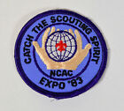 Boy Scouts BSA 'Catch the Scouting Spirit' NCAC E xpo '83 (Unused, 1983)