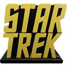 San Diego Comic Con 2014 Star Trek TOS Yellow Logo Bookends by Icon Heroes