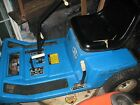 RIDING LAWN MOWER DIXON ZTR 311 RUNS GOOD BAGS ON REAR