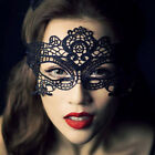 Black Women Sexy Lace Eye Mask Party Masks For Masquerade Halloween Venetian Cos
