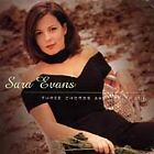 Sara Evans : Three Chords & the Truth Country 1 Disc CD