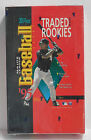 1995 Topps Traded and Rookies Major League Baseball Cards 36 Pack Sealed Box