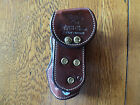 Ernie Hill Speed Leather Holster 5 inch Barrel Smith 645 most 1911