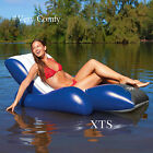 Inflatable Pool Float Swimming Lounge Raft Adult Toys Chair Accessories Supplies