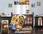 Kids Line - Jungle 123 - 8 Piece Bedding/Nursery/Crib Set - Baby Infant Toddler