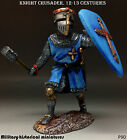 Tin soldiers 54 mm Knight Crusader. 12-13 centuries  HAND PAINTED