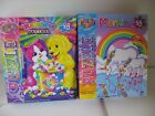 Lisa Frank Brand New Sealed Lot of 2 Puzzles 48 Pcs Each Rainbow Matinee Markie