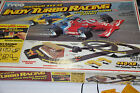 TYCO - Magnum 440 - X2 INDY TURBO RACING - Slot Car Set  - missing parts