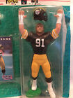 KEVIN GREENE / PITTSBURGH STEELERS 1996 NFL Starting Lineup Action Figure NOC