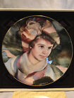 Portraits of Innocence Adrien by Francisco Masseria Royal Doulton Gold Rim Plate