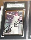 1992 ACTION PACKED #5 RALPH KINER SIGNED AUTO Card SGC Authentic DECEASED '14