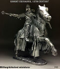 Tin soldiers 54 mm  Knight Crusader, 12th century