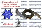 Sunbeam LC5000 Food Processor Blade Assembly - Part No LC50009 - NEW - GENUINE