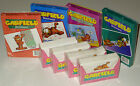 VINTAGE GARFIELD STATIONERY LOT NEW OLD STOCK 1980s SEALED 4 DIFFERENT DESIGNS