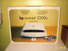 HP Scanjet 2200c Flatbed scanner - A4 - 600 dpi x 1200 BRAND NEW IN SEALED BOX!
