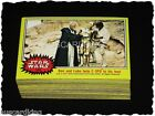 Star Wars - Series 3 (YELLOW) - Trading Card Set (66) - 1977 Topps - NM