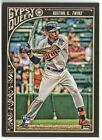 BYRON BUXTON 2015 TOPPS NATIONAL EXCLUSIVE GYPSY QUEEN ROOKIE RC CARD!