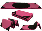 Folding Gymnastics Gym Exercise Aerobics Mats 4'x10'x2