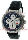 Chopard Mille Miglia Classic Racing Split Second Chronograph Black Dial Limited