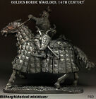 Tin soldiers 54 mm Golden Horde warlord 14th century