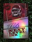 2012 PRESS PASS FANFARE TRENT RICHARDSON NEXT LEVEL INK RED AUTOGRAPH # 25