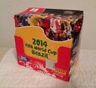 Panini 2014 Brazil World Cup Adrenalyn XL NORDIC EDITION Card Box 50 Packets NEW