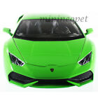WELLY 18049W LAMBORGHINI HURACAN LP610 4 1 18 DIECAST MODEL CAR GREEN