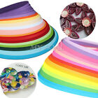 160 Stripes Quilling Paper 3 5mm Width Assorted Color Origami Paper Craft DIY